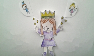 Little lady crown pic