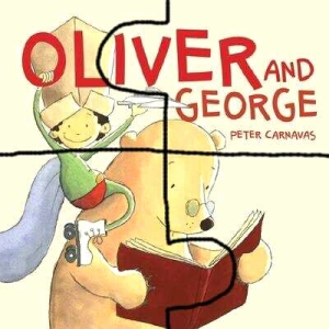 Oliver and George Puzzle 4 pieces