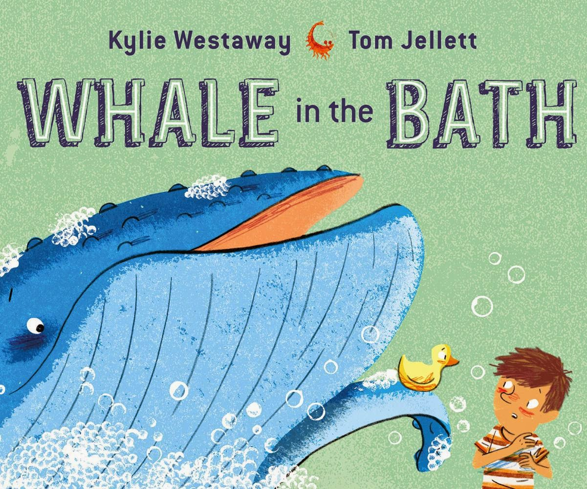 Whale in the Bath: Teaching Notes | My Little Story Corner