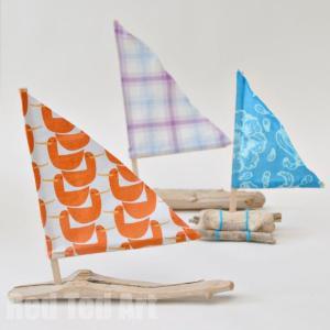 Driftwood-Boats