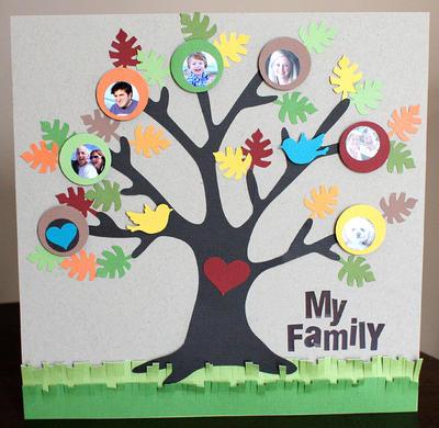 Family My Little Story Corner