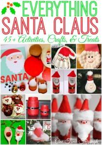 Everything-Santa-Claus-One-Time-Through-Blog