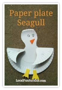summer+craft+paper+plate+seagull